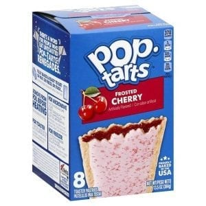 Pop-Tarts Frosted Cherry 384 g