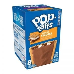Pop Tarts Frosted S'Mores 384g