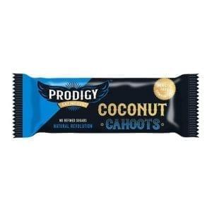 Prodigy Chunky Coconut Bar 45g