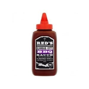 Red's Kansas City BBQ Sauce 320g