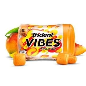 Trident Vibes Tropical Beat 92g