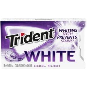 Trident White Cool Rush 24g
