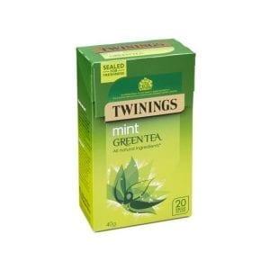 Twinings Mint Green Tea 20 sáčkov