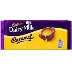 Cadbury Dairy Milk Caramel 200 g