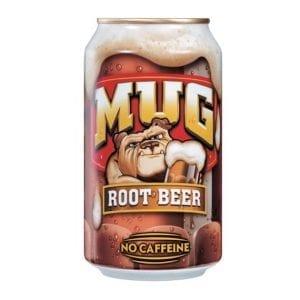 Mug Root Beer 355ml