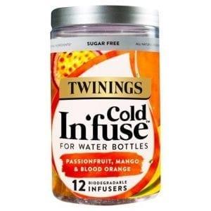 Twinings Cold Infuse Passionfruit, Mango & Blood Orange 12 ks 30 g