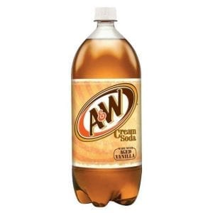 AW Cream Soda 2L Bottle