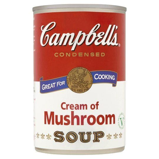 Campbell's Cream Of Mushroom Soup 295 g