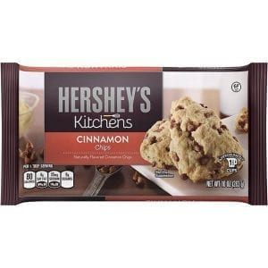 Hershey´s Baking Chips Cinnamon 283 g