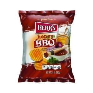 Herr´s Honey BBQ Potato Chips 99,2g