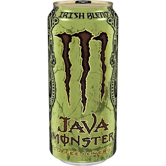 Monster Java Coffee + Energy Irish Blend 443 ml