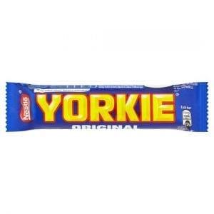 Nestle Yorkie Milk 46g