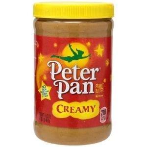 Peter Pan Creamy Peanut Butter 462g