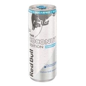 Red Bull Coconut & Berry Sugar Free 250ml