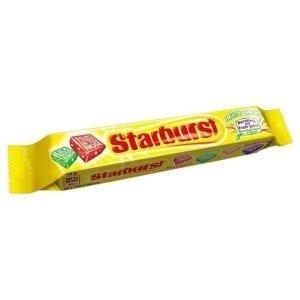 Starburst Fruit Chews 45g