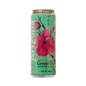 Arizona Extra Sweet Green Tea 680 ml