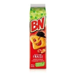 BN Biscuits Strawberry 295g