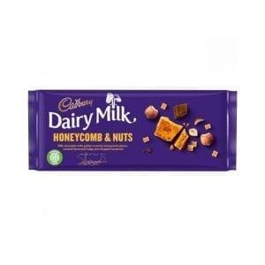Cadbury Dairy Milk Inventor Crunchy Honeycomb 105g