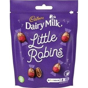 Cadbury Dairy Milk Little Robins 88 g