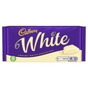 Cadbury White 180 g