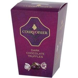 Courvoisier Dark Chocolate Truffles 130 g
