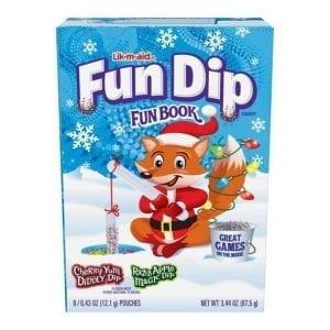 Fun Dip Fantastical Fun Book 97,5 g