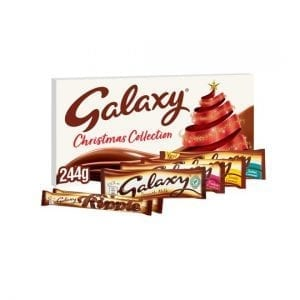 Galaxy Christmas Collection 244 g