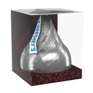 Hershey's Giant Milk Chocolate Kiss 340 g