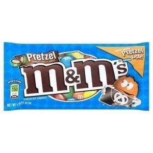M&M's Pretzel 32,3g