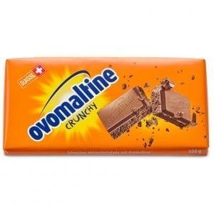 Ovomaltine Chocolate Bar 100g