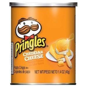 Pringles Cheddar Cheese 40 g