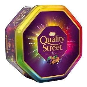 Quality Street Tin 966 g
