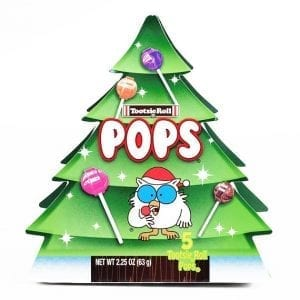 Tootsie Pops Christmas Tree 63g