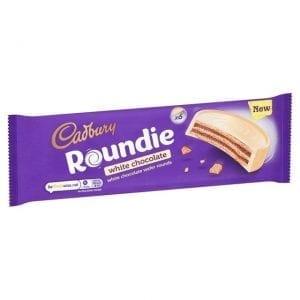 Cadbury Roundie White 180g
