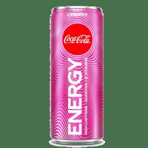 Coca-Cola Energy Cherry 250 ml