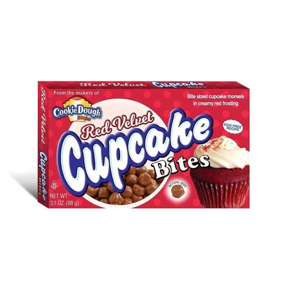 Cookie Dough Red Velvet Bites 88g