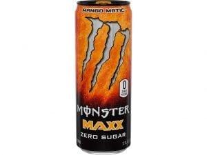 Monster Maxx Mango Matic 355ml