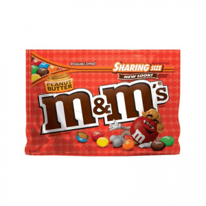 Peanut Butter M&M's Sharing Size 272,2 g