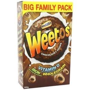 Weetos Chocolate 500g