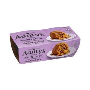 Aunty's Spotted Dick 200 g