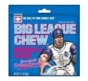 Big League Chew Cotton Candy 60 g