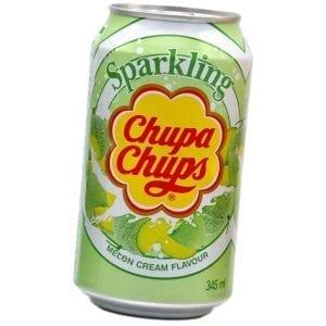 Chupa Chups Melon Creme Soda 345 ml