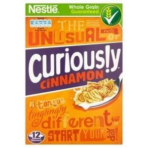 Curiously Cinnamon 375 g