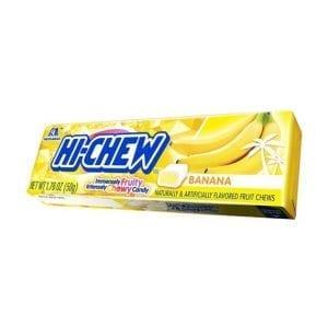 Hi-Chew Banana 50 g