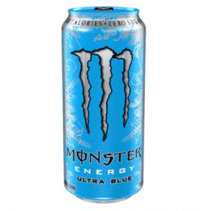 Monster Ultra Blue 500 ml