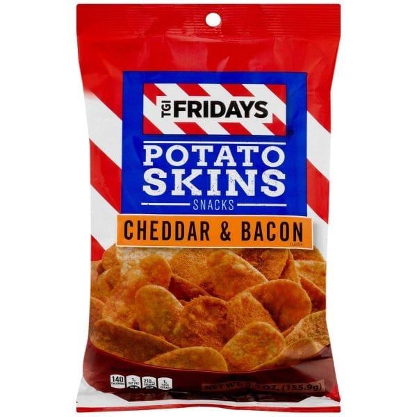 TGI Fridays Cheddar Bacon Potato Skins 113,4 g