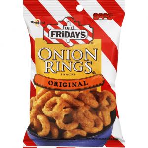 TGI Fridays Onion Rings 78 g