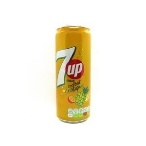 7 Up Cocktail Exotique 330 ml