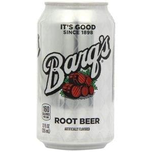 Barqs Root Beer 355 ml