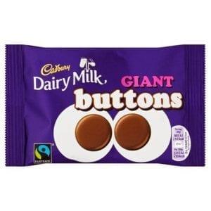 Cadbury Buttons Giant 40 g